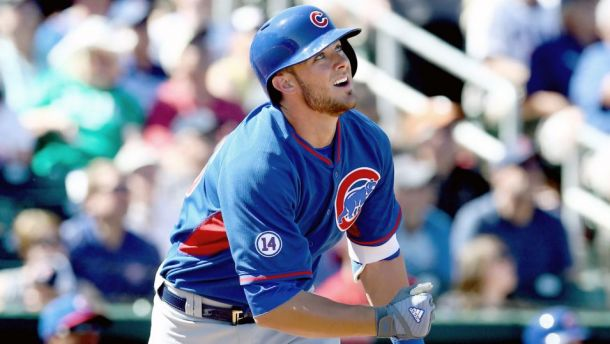 Source: Kris Bryant To Be Called Up To Chicago Cubs On Friday