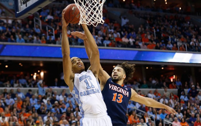 Virginia vs. North Carolina, ACC Tournament 2016
