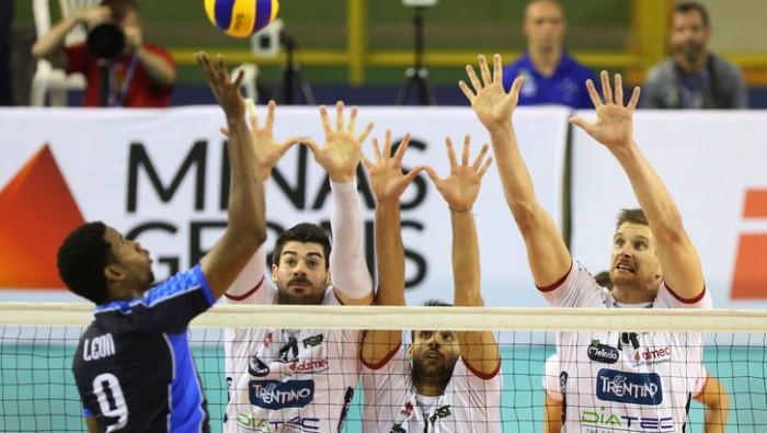 Volley M - Semifinale del Mondiale per Club amara per l'Italia. La Diatec Trentino cede allo Zenit Kazan