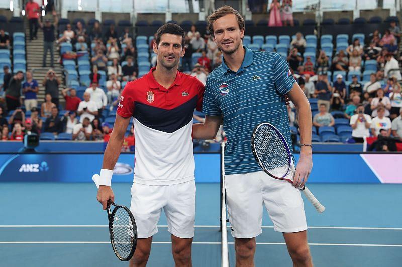Djokovic vs Medvedev (0-2) Live Stream Updates and Score in Nitto ATP Finals