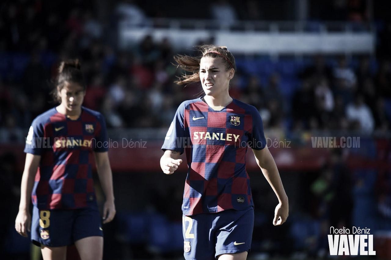 Comunicado del Fútbol Club Barcelona sobre el convenio colectivo del fútbol femenino