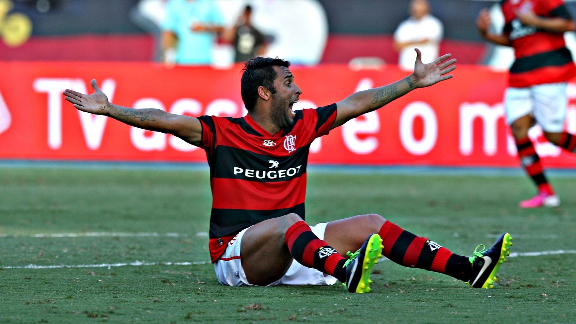 Ibson e Alex Silva devem deixar o Flamengo nos próximos dias