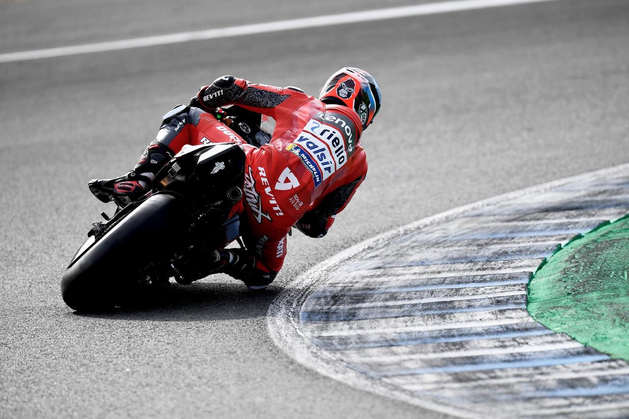 Comienzan las presentaciones de equipos de MotoGP, con Ducati a la cabeza