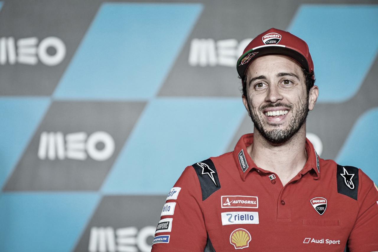 Andrea Dovizioso / Foto: MotoGP