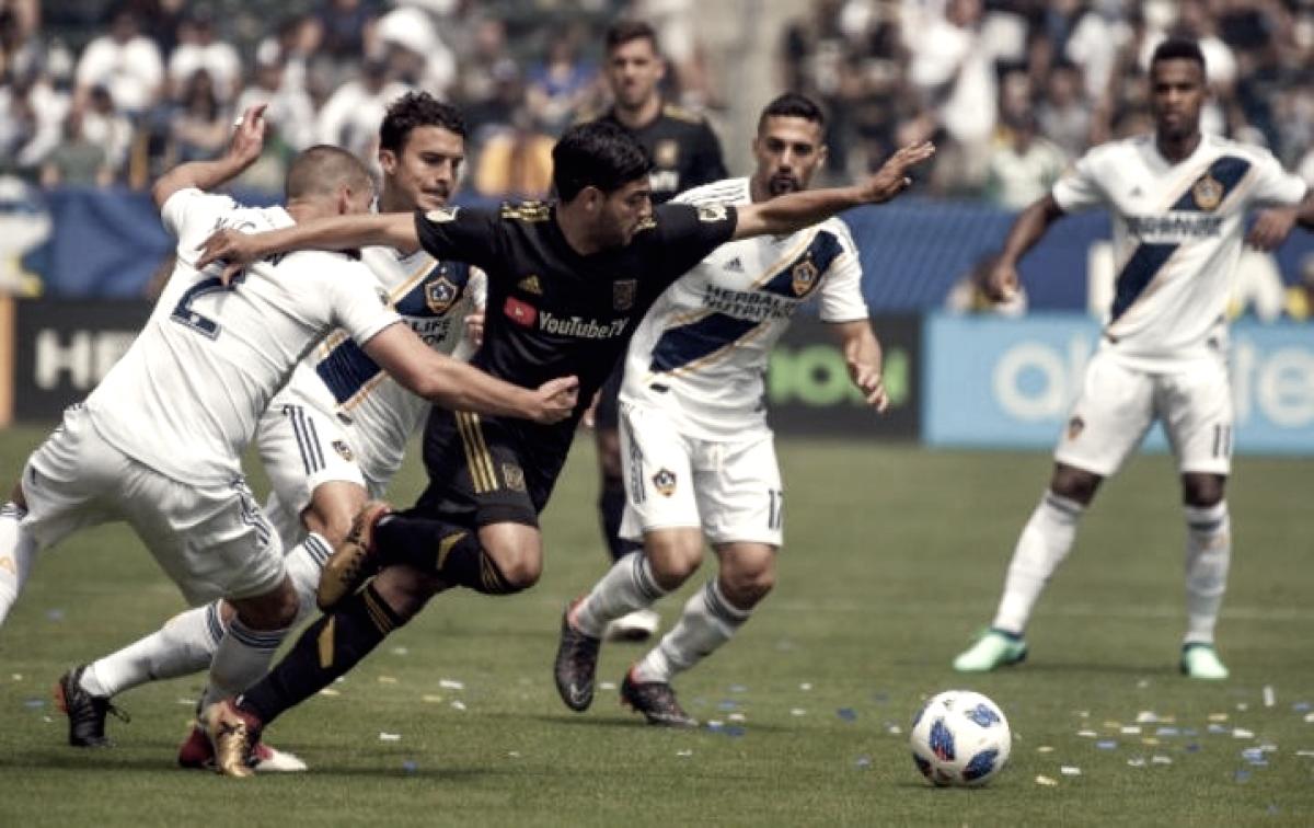 LAFC se atasca en 'El Trafico'