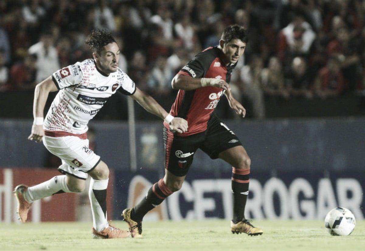 "Patronato - Colón: ""Fue un partido bastante intenso para ser un 0-0"""