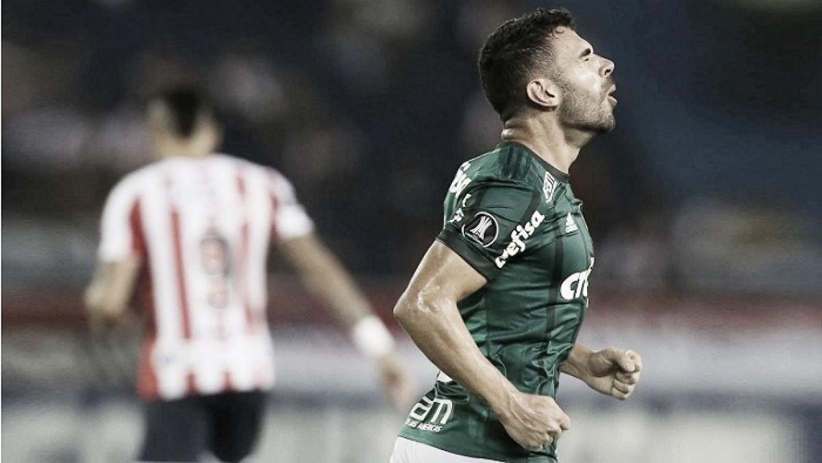 Com liderança garantida, Palmeiras recebe Junior Barranquilla pela Libertadores
