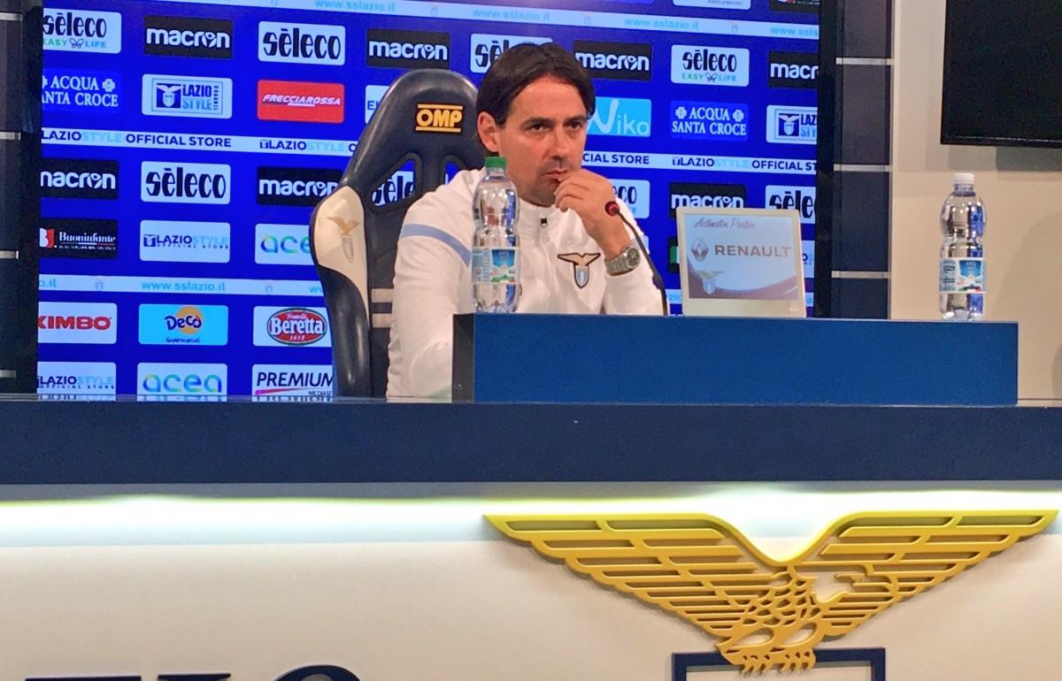 """Inzaghi ammette: """"Ci giochiamo tanto nel derby con la Roma"""""""