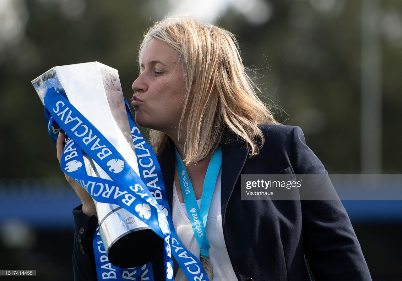 Opinion: Emma Hayes is one of the best pundits in the game