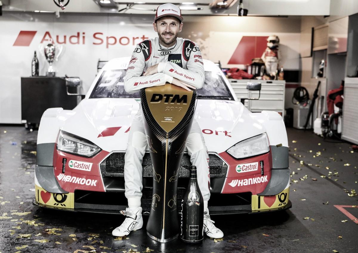 René Rast substitui Daniel Abt nas etapas finais da Fórmula E