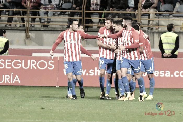 El Sporting se proclama rey de la selva en León