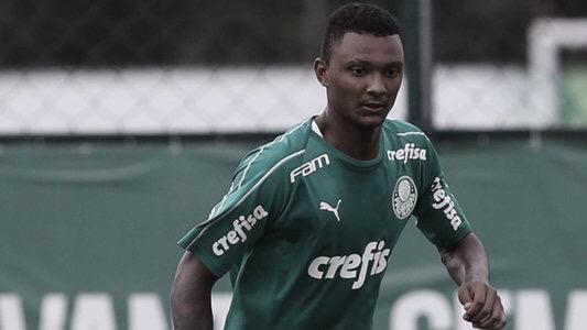 Palmeiras encaminha venda de Luan Cândido para RB Leipizig da Alemanha