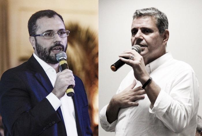 Dia de eleição: veja o que disseram os candidatos à presidência do Fluminense nas Laranjeiras