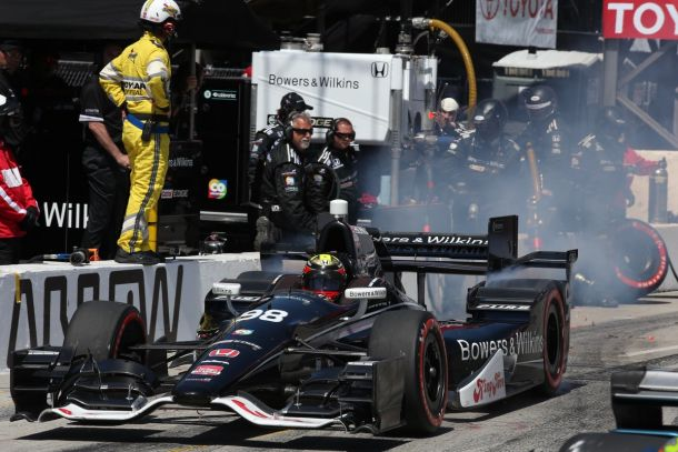 2015 IndyCar Driver Preview: Gabby Chaves