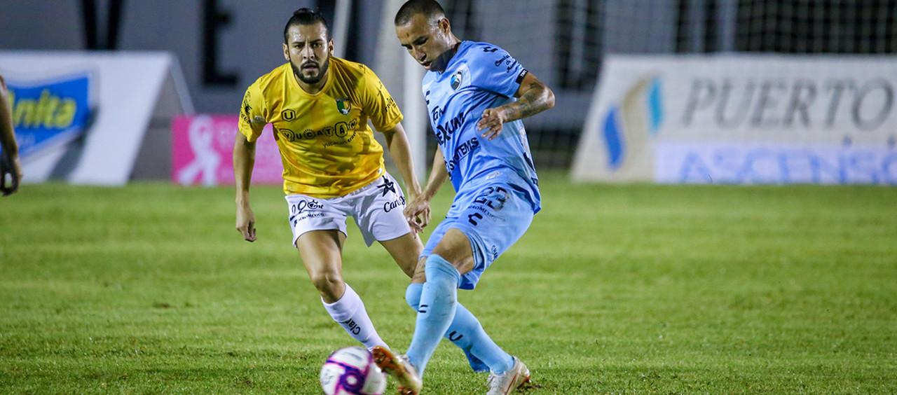 Con voltereta, la Jaiba saca cuatro puntos de Mérida