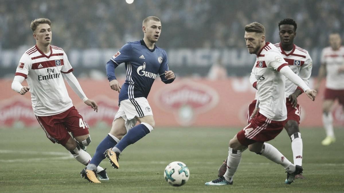 Previa Hamburgo vs Schalke 04: Las dos caras de una moneda
