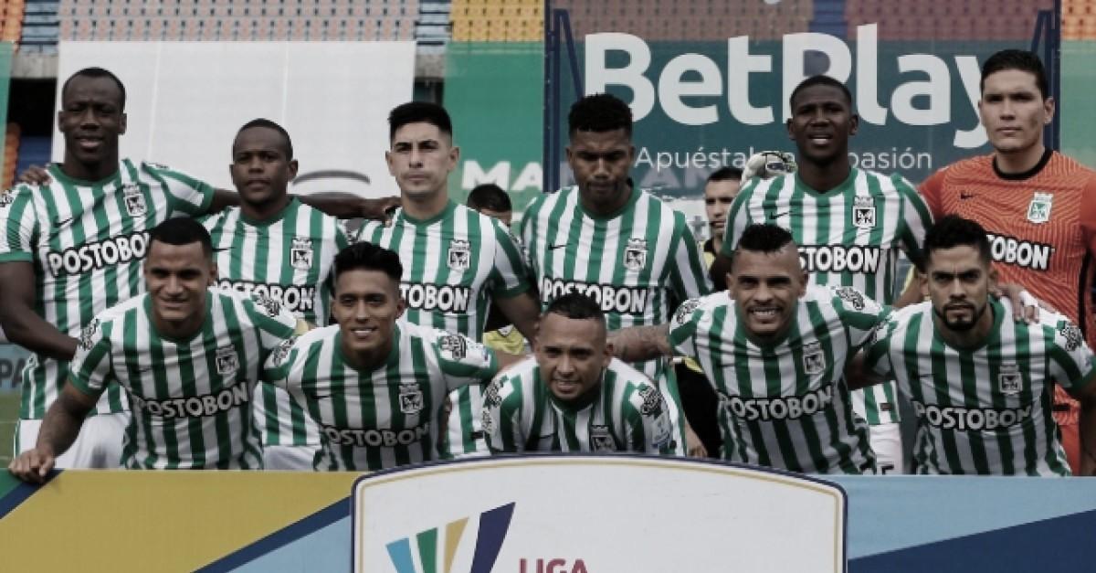 Datos que dejó la eliminación de Nacional ante Equidad en la Liga BetPlay