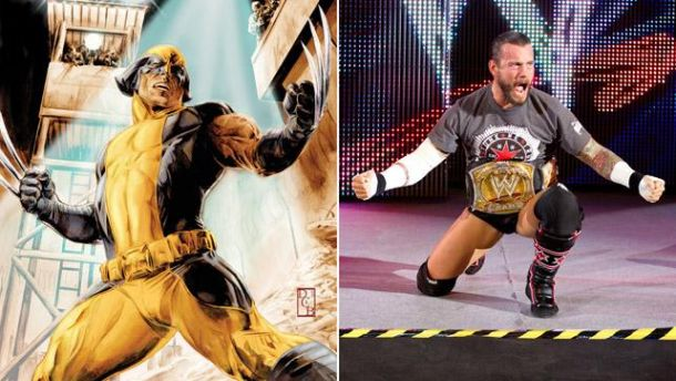 WWE Stars And Their Marvel Doppelgangers