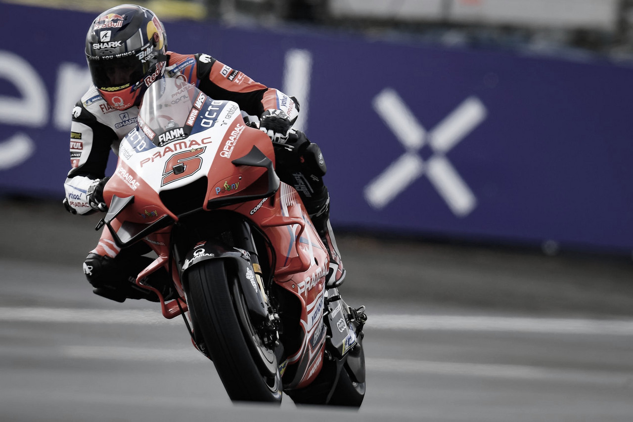 Pramac Racing y Ducati continúan juntos tres años más