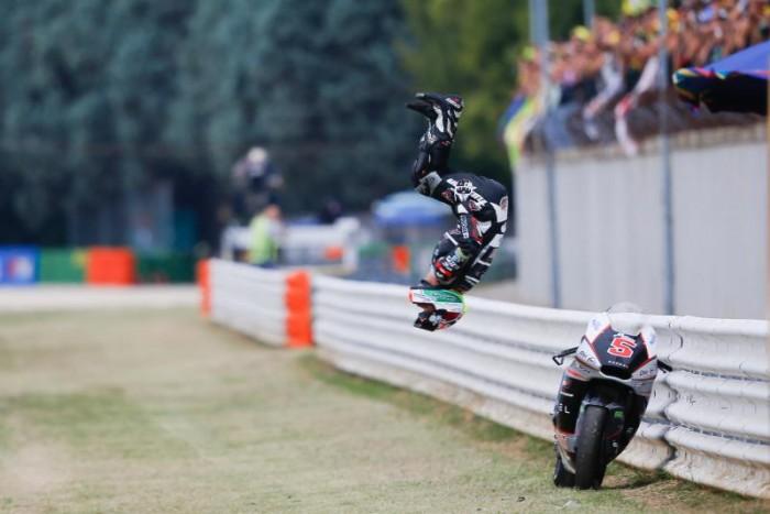 Moto2: Zarco vince ed è campione del mondo