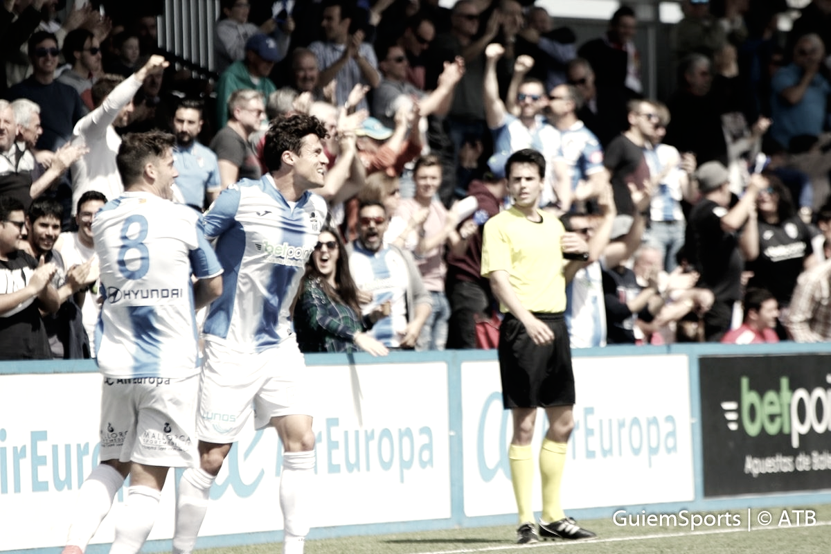 El Atlético Baleares, más vivo que nunca
