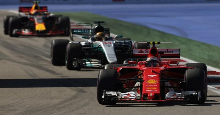 F1 Spagna, le due Mercedes al comando delle Libere 1