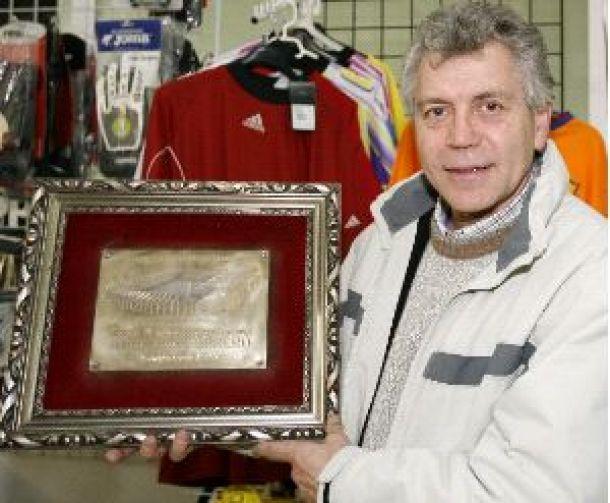 Futbolistas de leyenda: Enzo Ferrero
