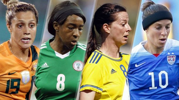 FIFA Women's World Cup Group D Preview: How Will The Group of Death Shake Out?