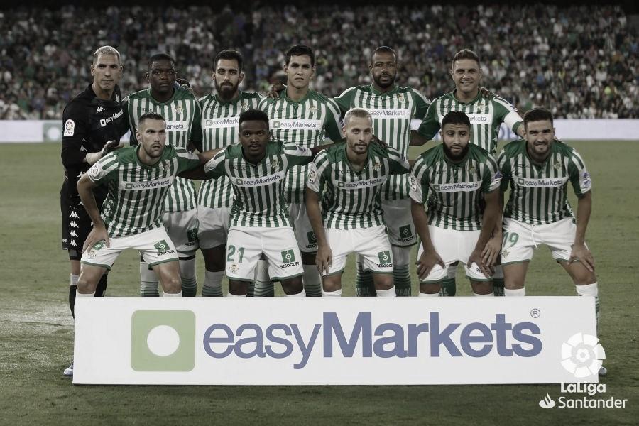"""Joaquín: """"Hemos jugado mejor con diez que con once"""""""