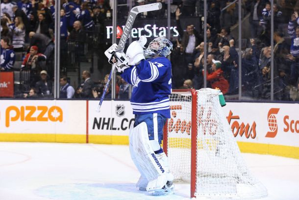 James Reimer's Battle May Soon End Victorious