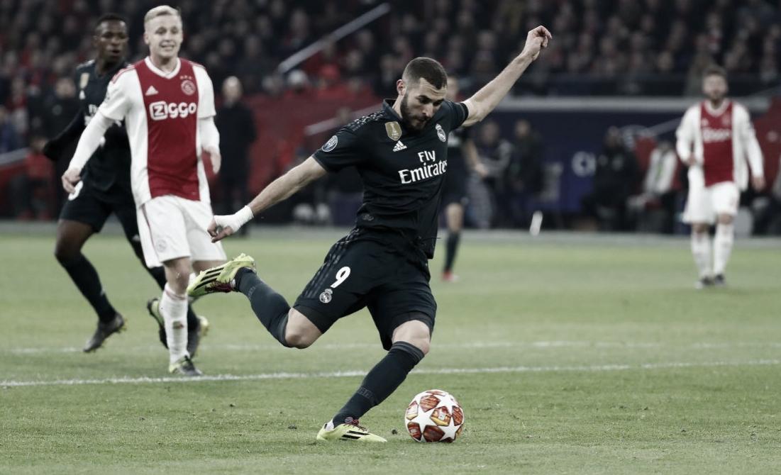 """Mesmo com vitória do Real Madrid, Benzema ressalta: """"Não foi uma grande partida"""""""