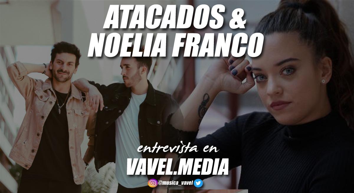 """Entrevista. Atacados y Noelia Franco: """"Esta colaboración surge a raíz de unos años de amistad"""""""