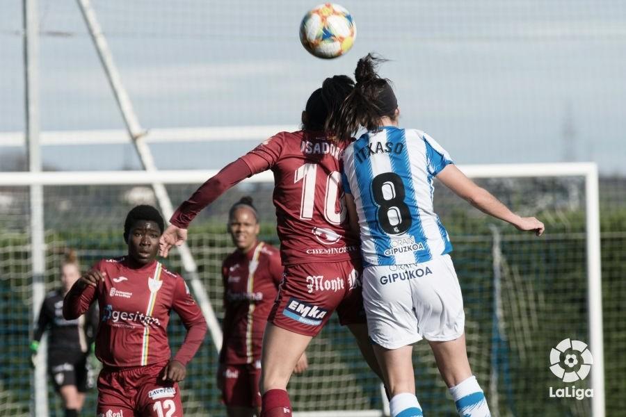 Previa Real Sociedad - EDF Logroño: a recuperar sensaciones y puntos