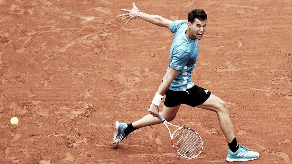 Bublik dá trabalho, mas Thiem vence e segue vivo na briga pelo título em Roland Garros