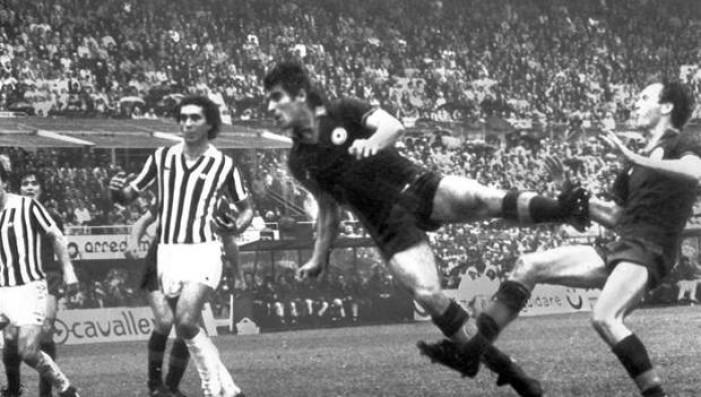 Juventinos, romanos y el gol anulado de Turone