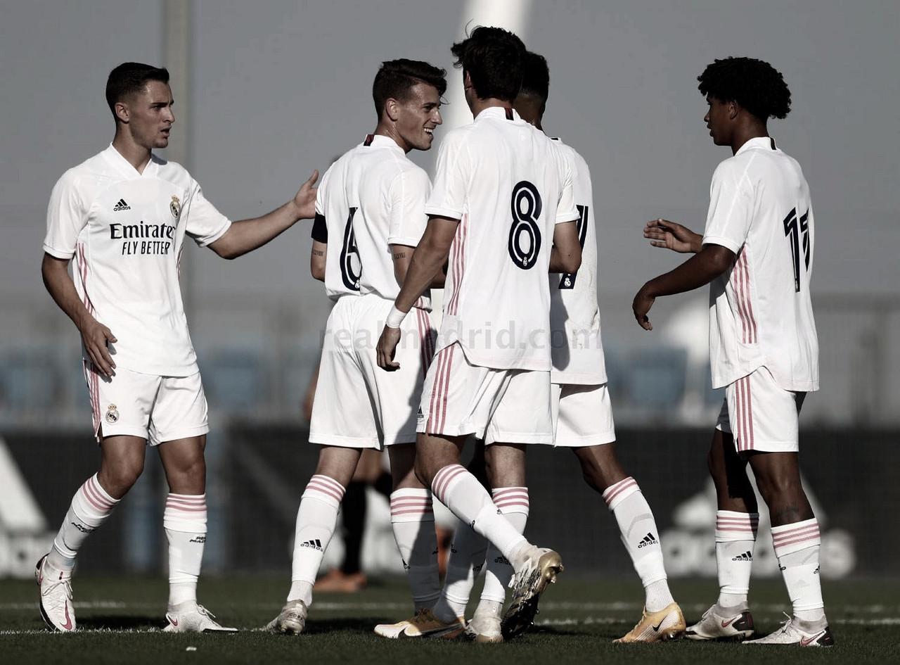 Definidos los dorsales del Real Madrid Castilla 2020/21