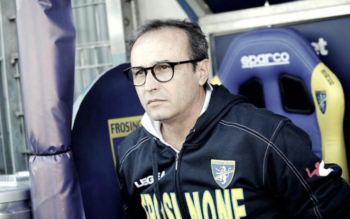 Il Frosinone ritrova il sorriso in campionato. Le parole del tecnico Pasquale Marino e di Daniel Ciofani