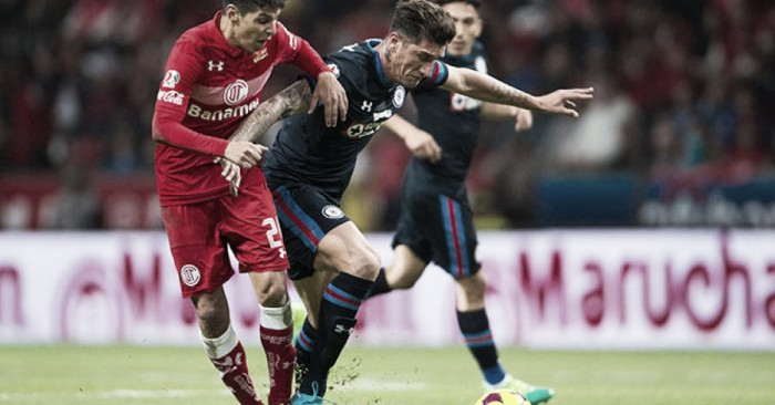 Previa Cruz Azul vs Toluca: Partido Copa Socio Tour Mx 2017