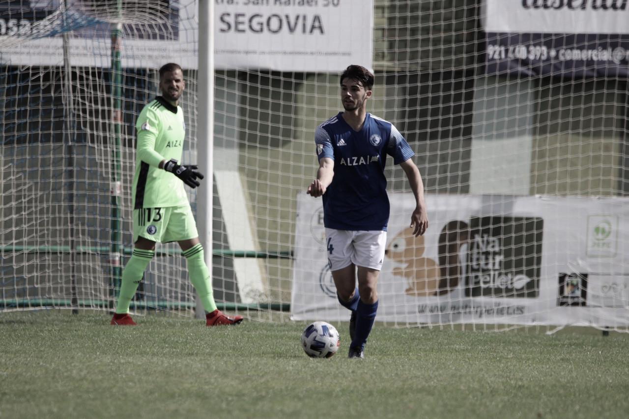 Carlos Algarra y Chechu Martínez debutan con Las Rozas CF