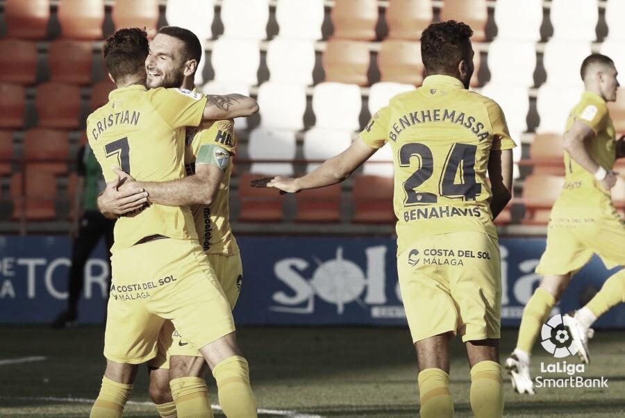 El gran trabajo del Málaga tiene premio