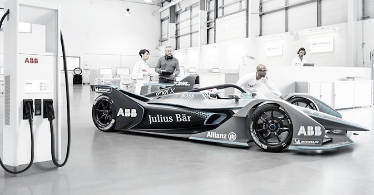 ABB será responsável por carregamento de baterias do Gen3 na Fórmula E