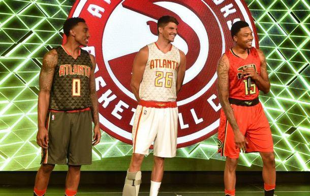 Loghi, divise e parquet: ecco le novità NBA 2015-2016
