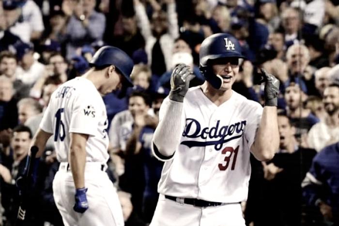 ¡Los Dodgers volvieron a la vida!