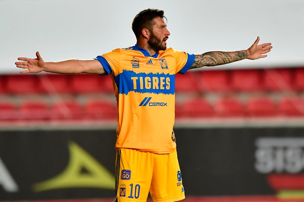 Gignac comanda el debut triunfal de Tigres