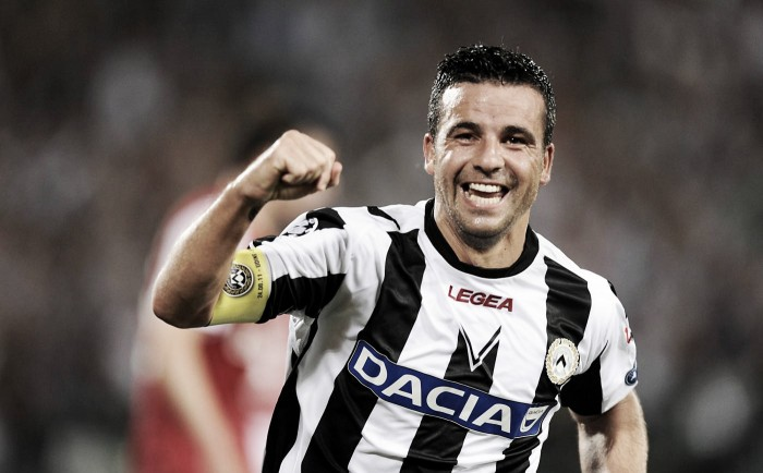 "Di Natale's ""Udinese adventure over"" says agent"