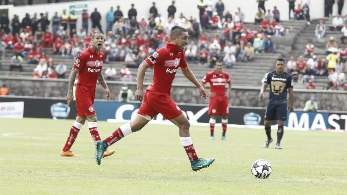 """Erbin Trejo: """"Tenemos que aspirar a ganar todo lo que juguemos"""""""