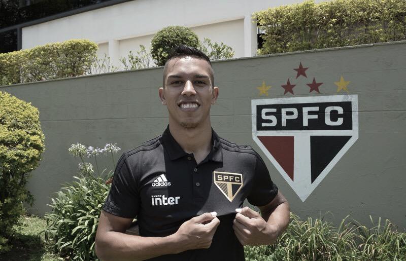 São Paulo anuncia contratação do lateral-direito Igor Vinícius, ex-Ponte Preta
