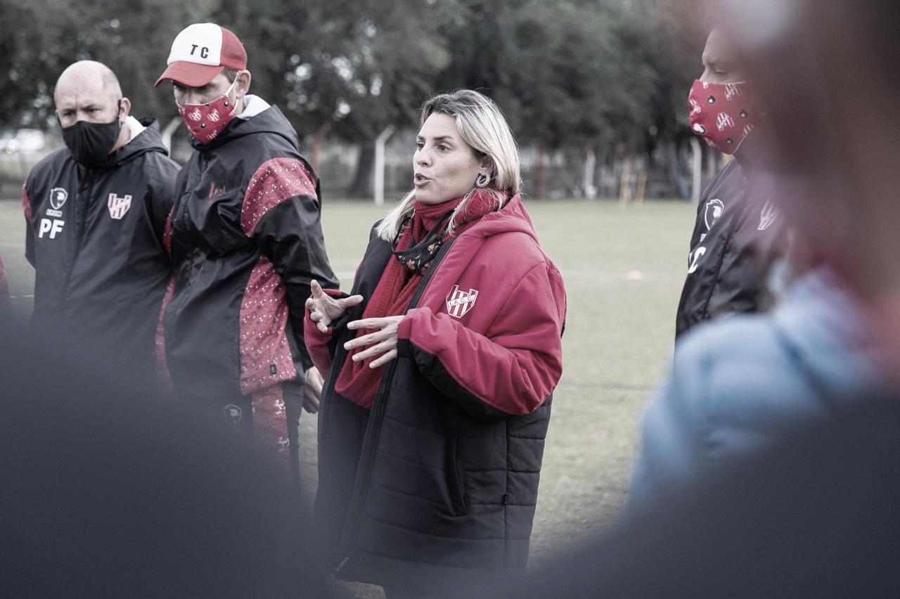 Instituto ya piensa en Barracas buscando un entrenamiento más integral