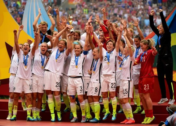 2015 FIFA Women's World Cup: Tactical Analysis Of United States' World Cup Victory over Japan
