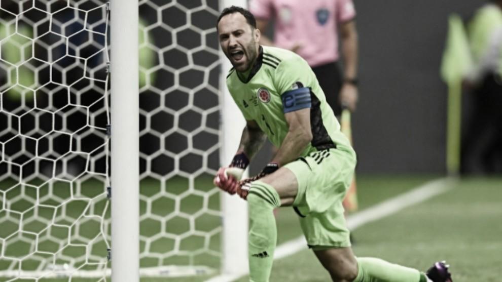 David Ospina, la figura colombiana en la clasificación ante Uruguay